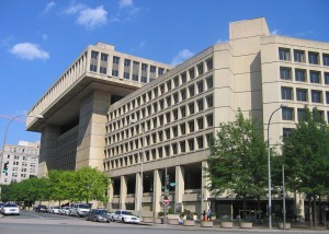 J. Edgar Hoover Building, FBI Headquarters, Washington DC