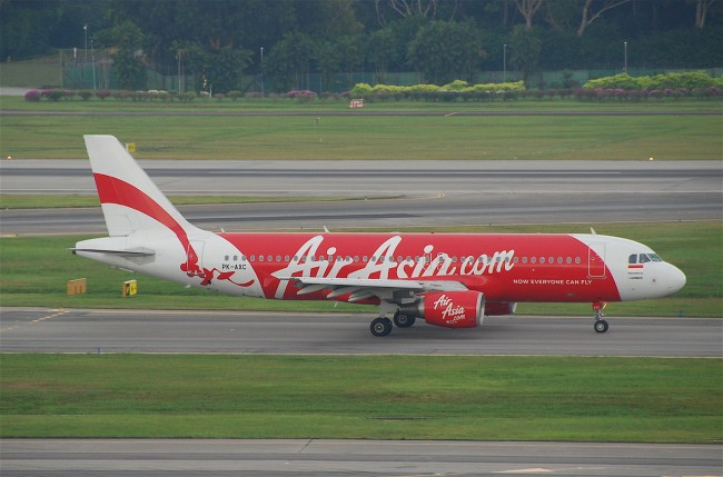 AirAsia flight goes missing over Indonesian waters