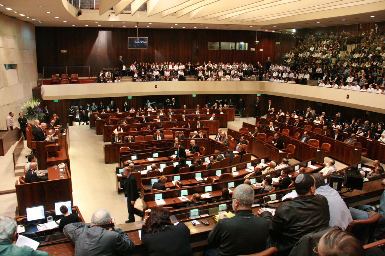 Israeli MPs vote to dissolve Knesset