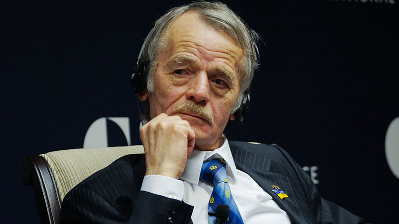 Crimean Tatar leader Jamilev responds to President Putin