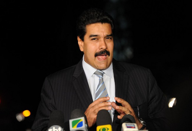 Maduro claims he will not rest until a Celac summit is held in Malvinas Argentinas