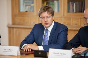 Nils Usakovs, Mayor of Riga since 2009
