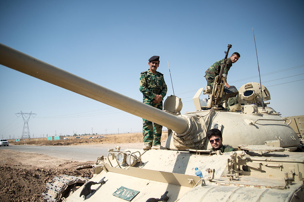 Germany to train Peshmerga to fight against ISIL