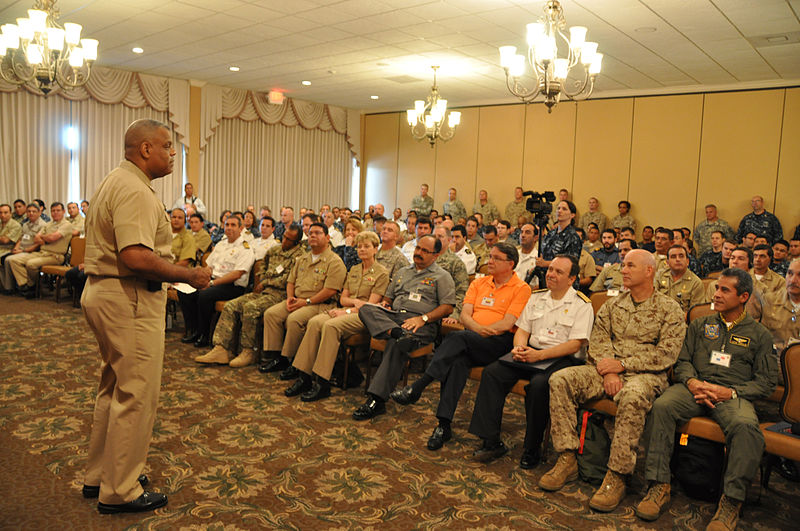 U.S. Naval Forces Southern Command hosts planners for Continuing Promise 2015