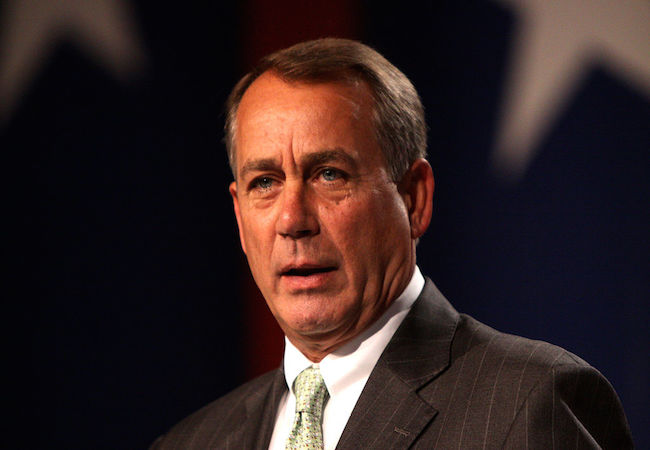 John Boehner re-elected as U.S. House Speaker