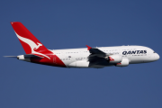 The ten safest airlines in 2014 has Australia's Quantas top of the list