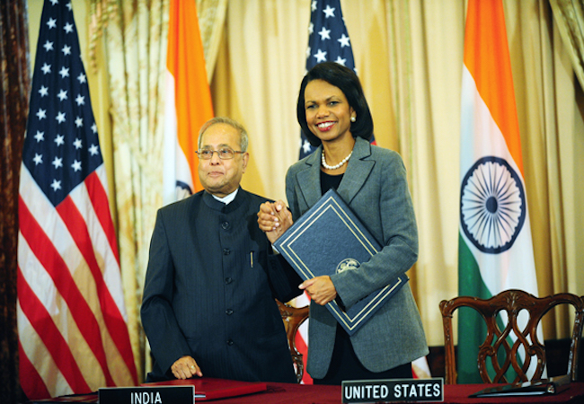 United States' India nuclear policy