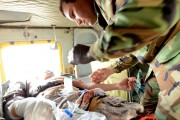 U.S. medics train Paraguayan Forces in combat casualty care