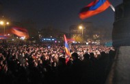 Protests in Yerevan after kidnapping and beating of activist