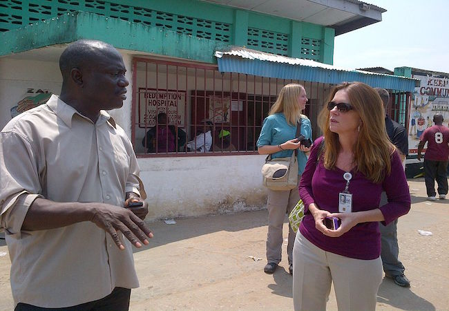 New UN Ebola mission boss urges Sierra Leone to end Ebola before the rainy season
