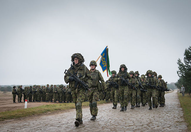 Report: NATO would lose against Russia in invasion of Baltic states