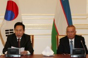 Uzbek leader in coma?