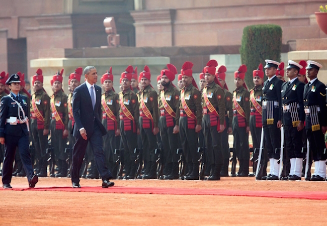 Triggering a new arms race in South Asia
