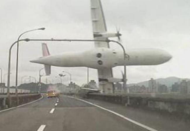 31 confirmed dead in TransAsia plane crash