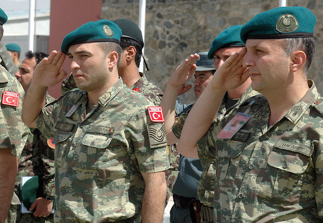 Turkish Armed Forces and strategic vision for 2033