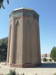 Momuna Khatun tomb in Nakhchivan, Azerbaijan