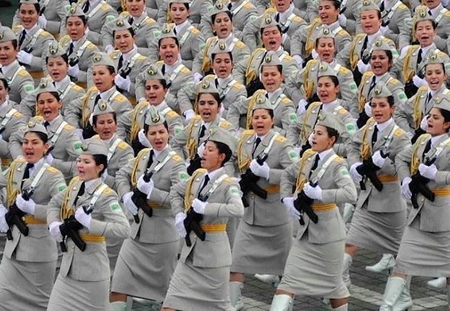 Turkmenistan calls up military reservists