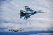 NATO jets detect six Russian military aircraft close to Latvian territorial waters