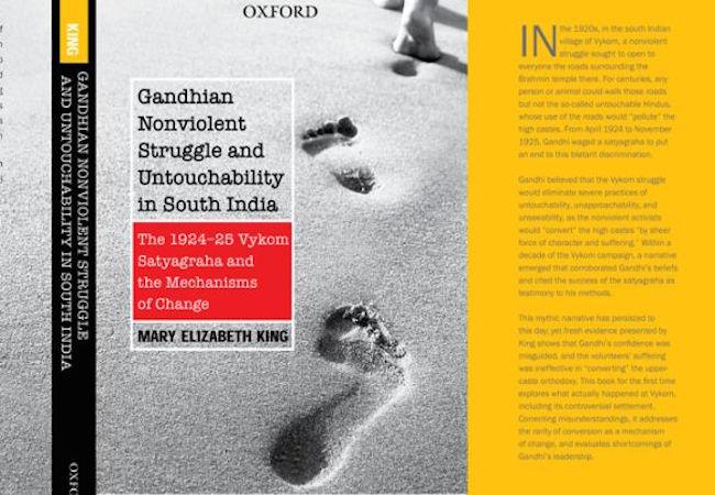 Vykom: Strategic nonviolent action against untouchability