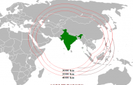 Ballistic missile competition in South Asia