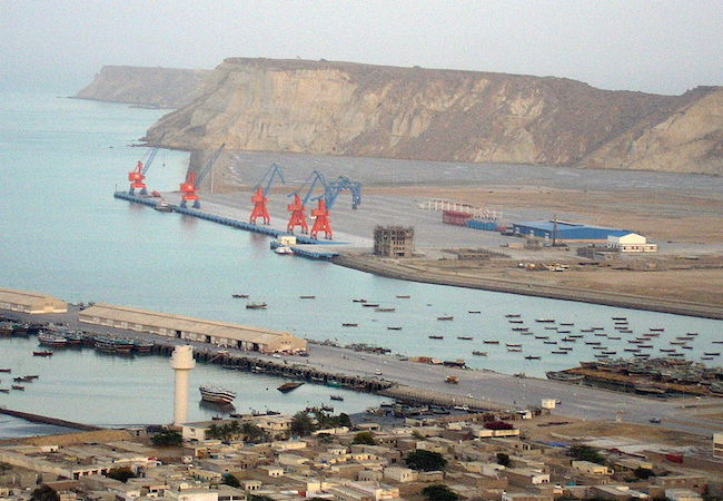 Cooperation or competition: Gwadar versus Chahbahar