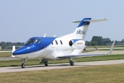 HondaJet to debut in Japan this month
