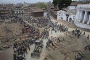 Death toll climbs to 18 in China following Nepal earthquake