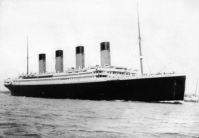 Saving Passengers of the Good Ship Titan… Earth