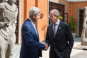 Kerry says U.S. still hopeful of diplomatic solution in Syria, Middle East