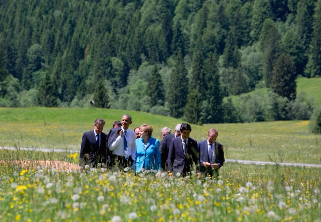 FACT SHEET: The 2015 G-7 Summit at Schloss Elmau, Germany