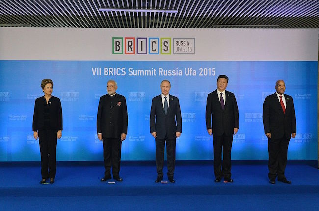 "The post-dollar summit in Ufa: ""The Silk World Order"""