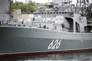 Russia-Ukraine tensions: on sea as on land