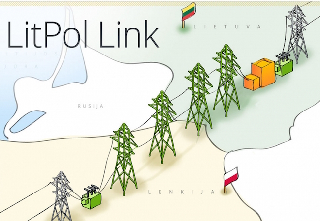 European Union approves 27 million euros in funding to LitPol Link
