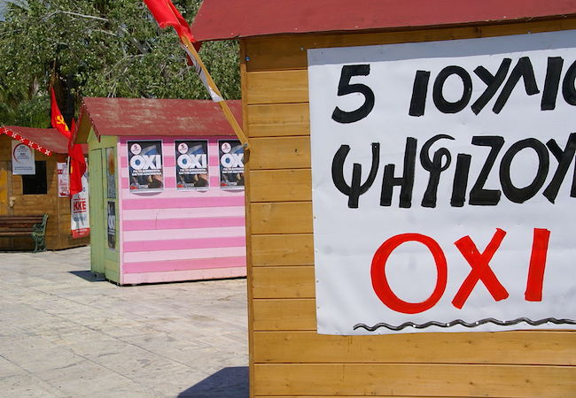 Choices after the Greferendum