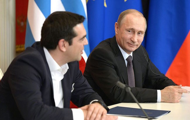 On Greece, democracy, Greek-Russian Orthodoxy, and Putin