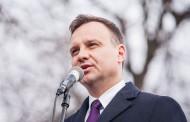 Polish President Duda calls for increased NATO troops in eastern region