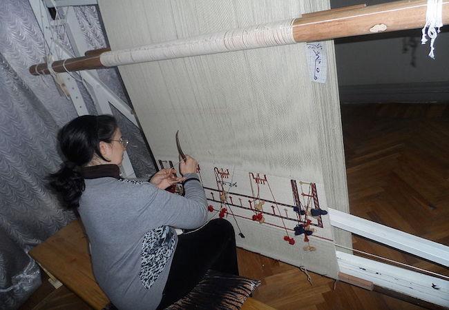 Azerbaijan: Wealth of traditions in carpet weaving