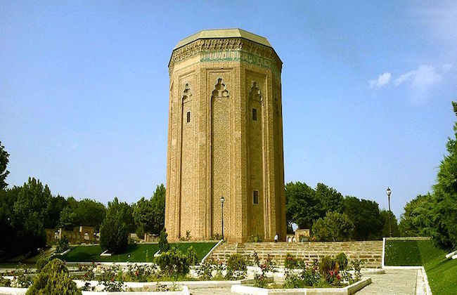 Ancient Nakhchivan City, at the heart of Momuna Khatun Tomb