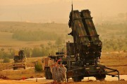 U.S. pulls Patriot-missile systems from Turkey