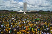"""Dilma Out"", was voiced by hundreds of thousands across Brazil"