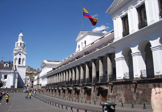 The Republic of Ecuador: a comprehensive strategy 