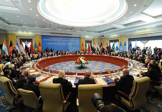 SCO: Towards a new multipolar world order