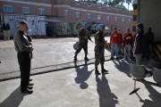 Uruguay and the U.S. train to enhance peacekeeping missions