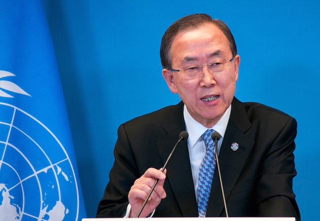 UN chief to convene meeting on refugees given current refugee crisis in Europe