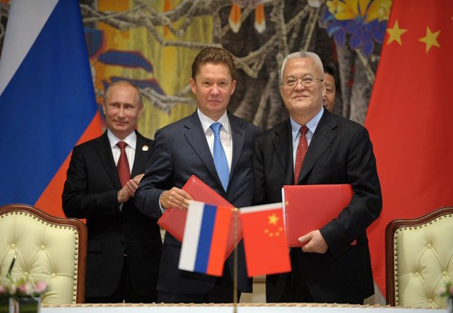 China - Russia axis towards a global ascendancy