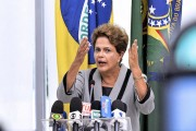 Suspended Rousseff claims tapes reveal her impeachment is meant to stop the Petrobras corruption probe