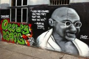 Gandhi: 'My life is my message'