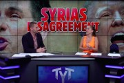 The Young Turks: Donald Trump sees Syrian refugees as a humanitarian effort, but doesn't harbor the same feelings for Hispanics