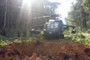 Operation Curare VI: Brazilian armed forces fight crime in northern border region