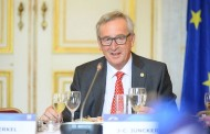 EC President Juncker - Lithuanian/Polish gas interconnector project